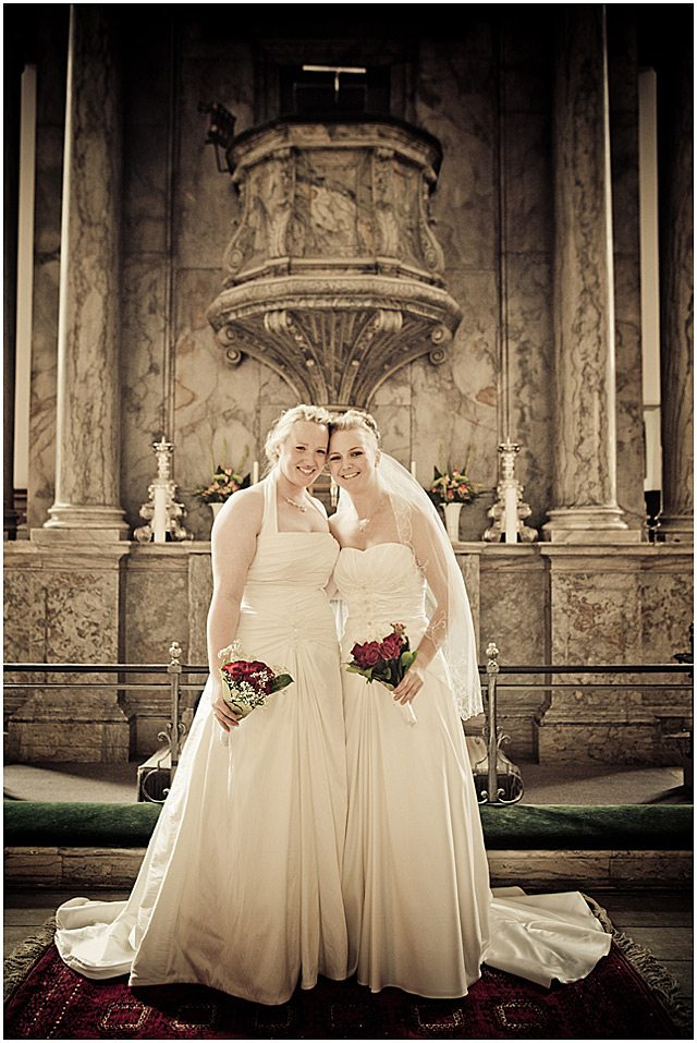 bryllupsfotograf homovielse