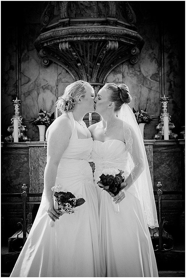 fotografering ved homo bryllup