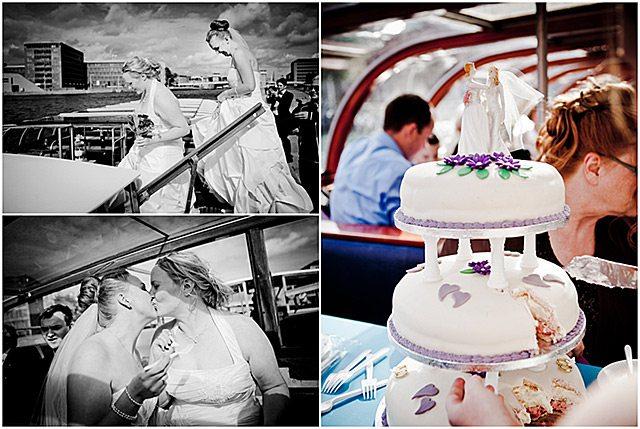 bryllupsfotografering homovielse