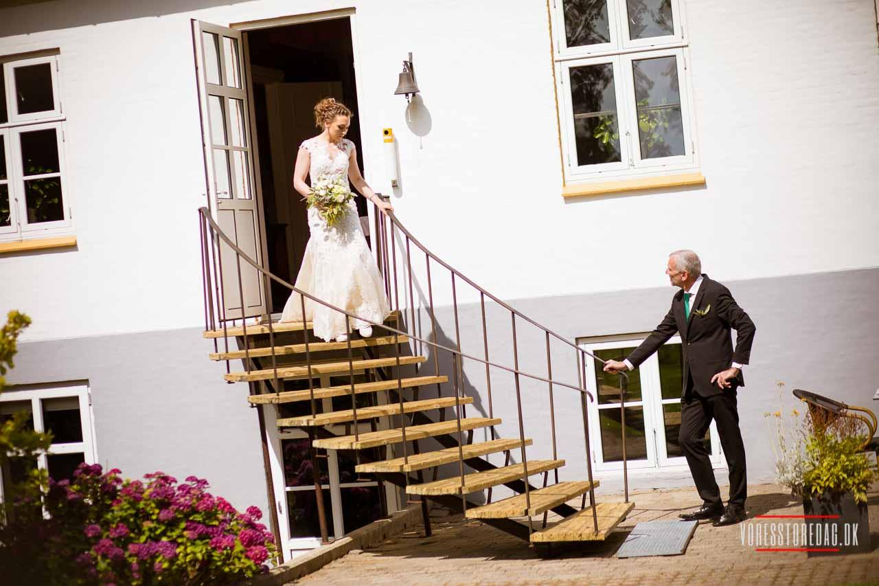 Bryllup i Nordjylland/Aalborg - Bryllupsforberedelser