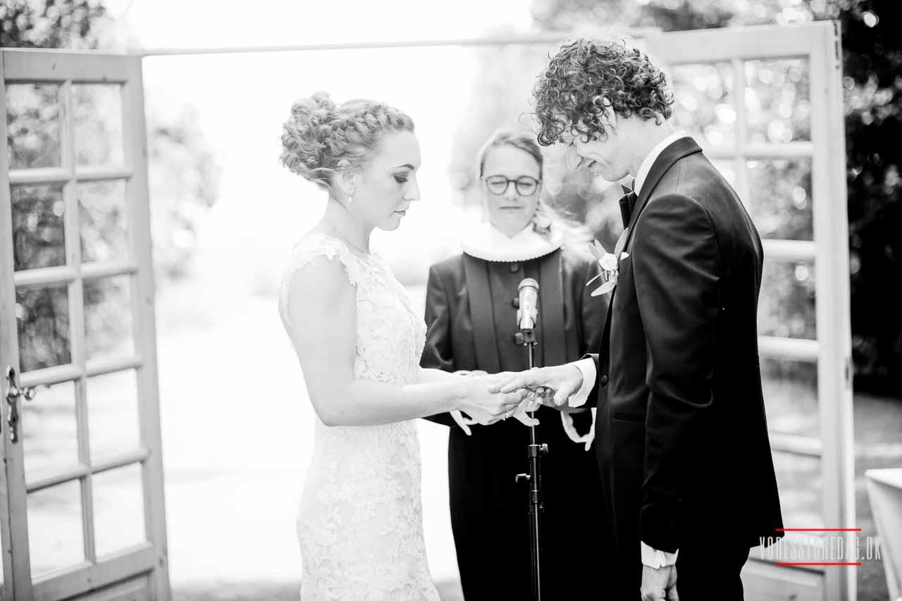 Hobro - Bryllupsfotograf Jylland - Fotograf til bryllup