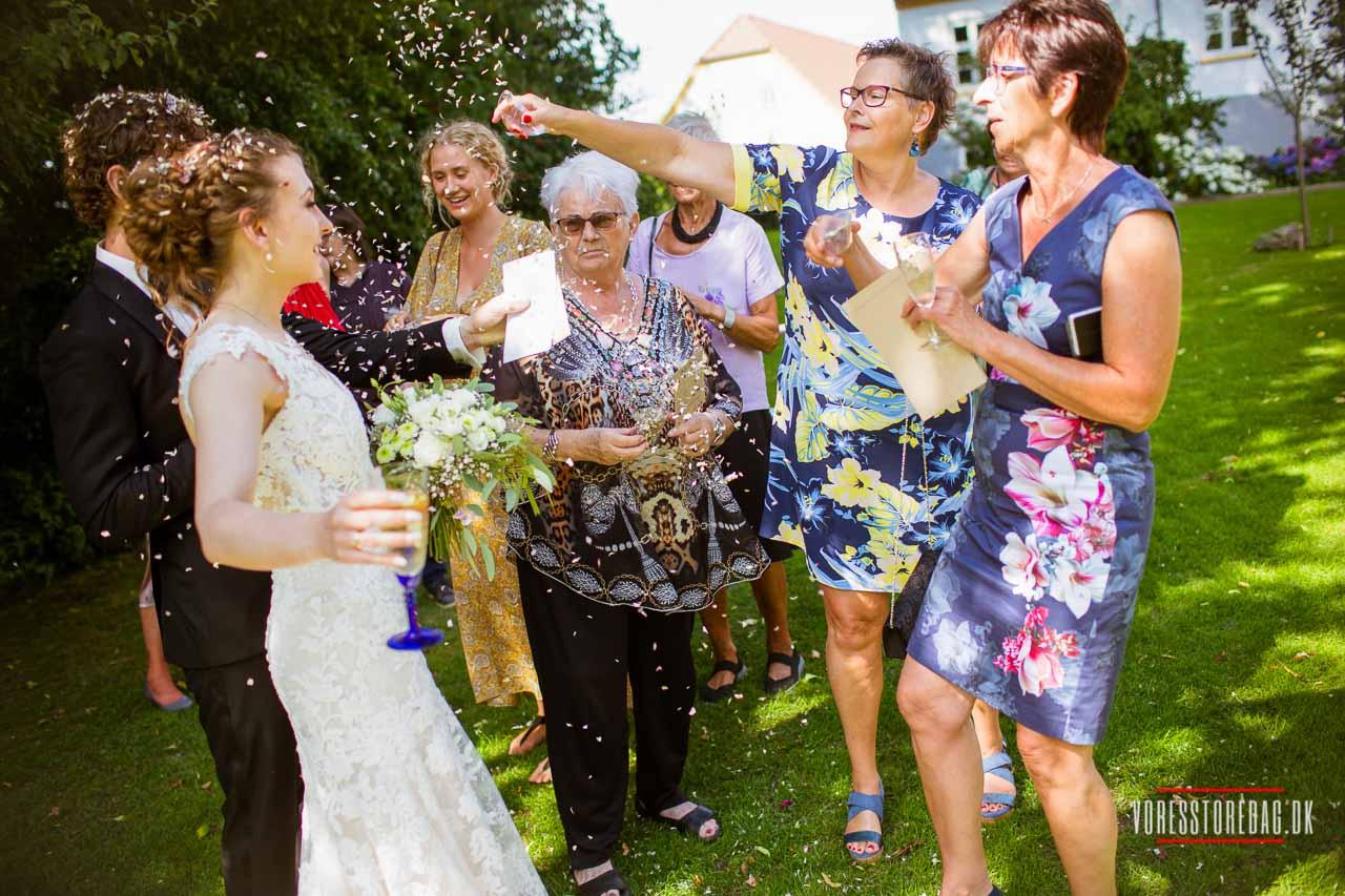 Nyd fejring af livets fester | Private begivenheder