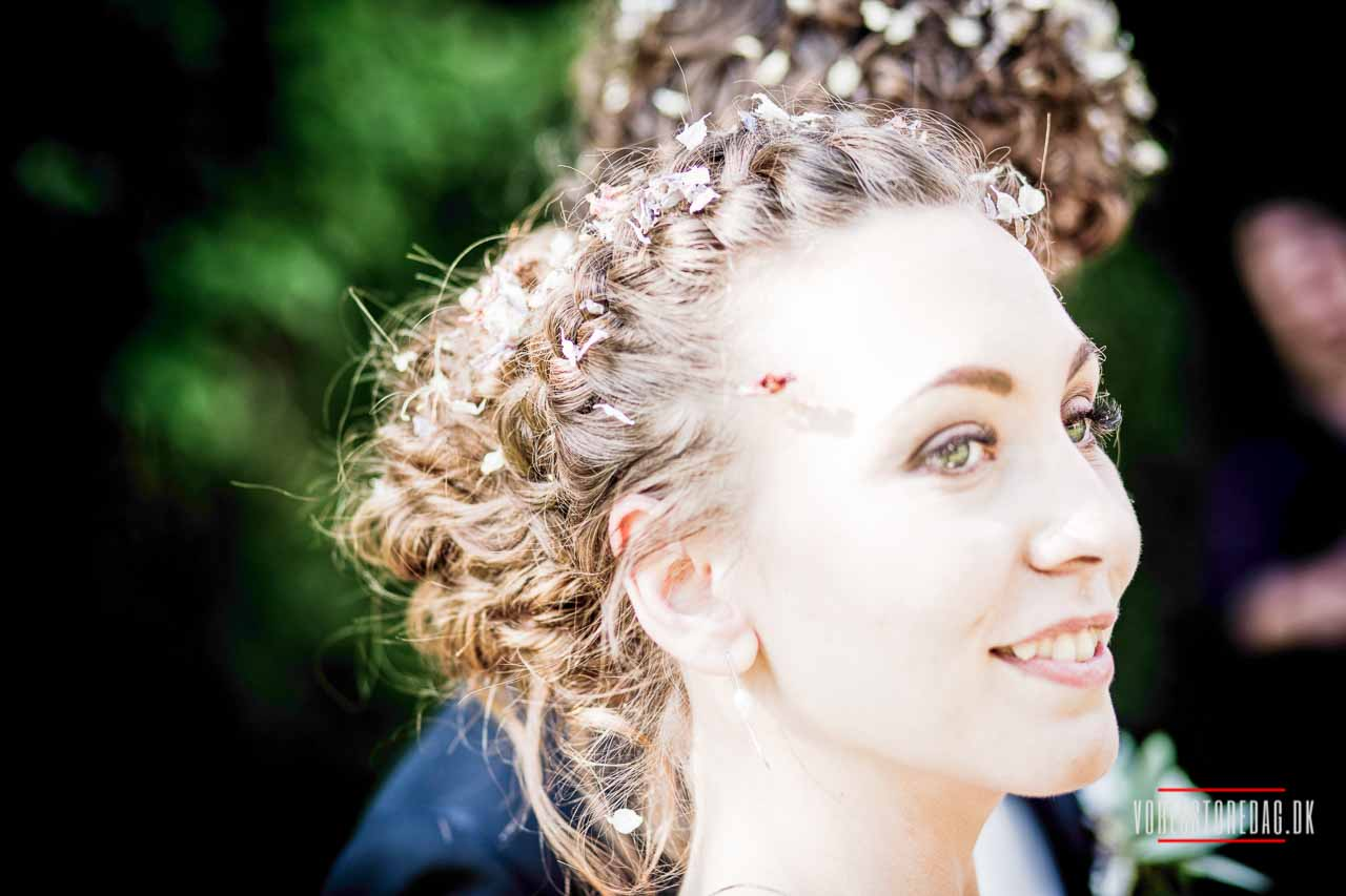Vores mange års erfaring som bryllupsfotograf i og omkring Hobro