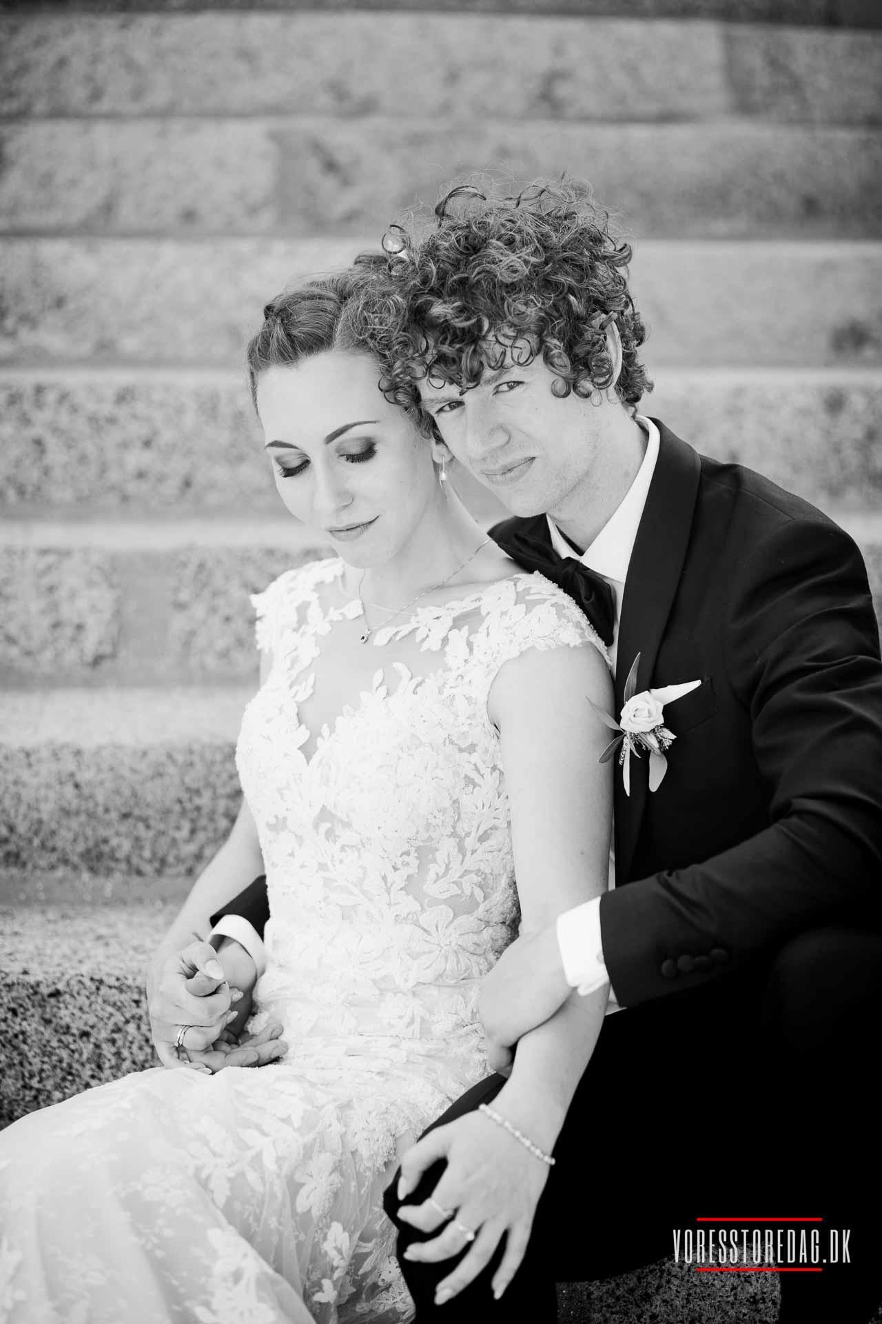 Bryllup foto - Billeder i højeste kvalitet - Foto