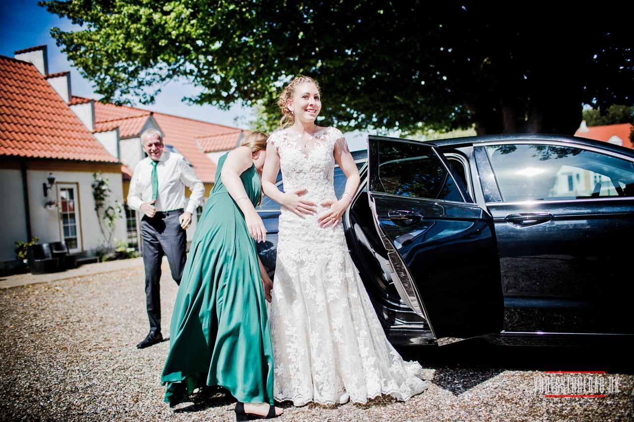 Bramslevgaard - Bryllup og alt om bryllupsplanlægning