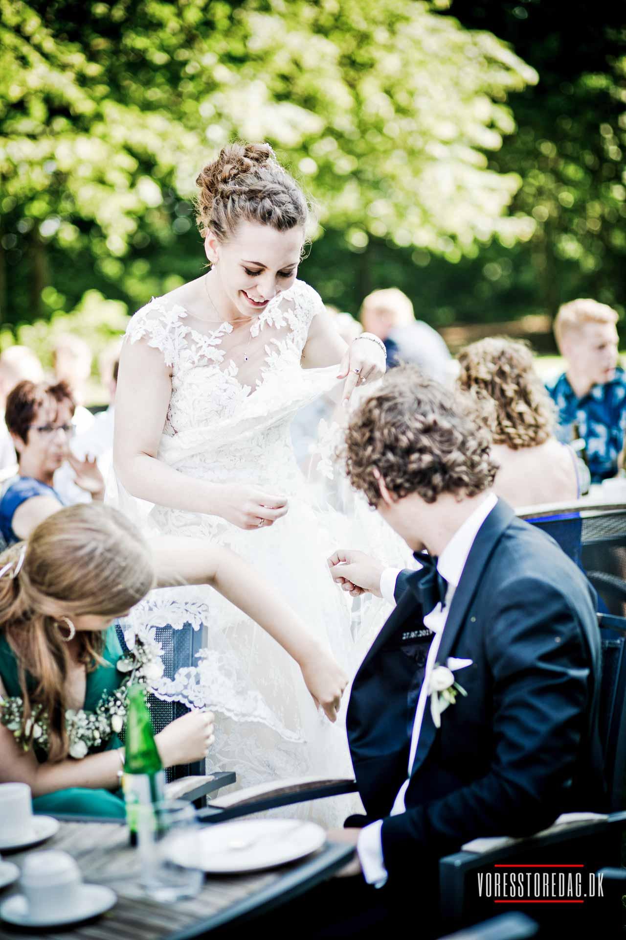 Fotograf i Hjørring / Nordjylland – Bryllup pris