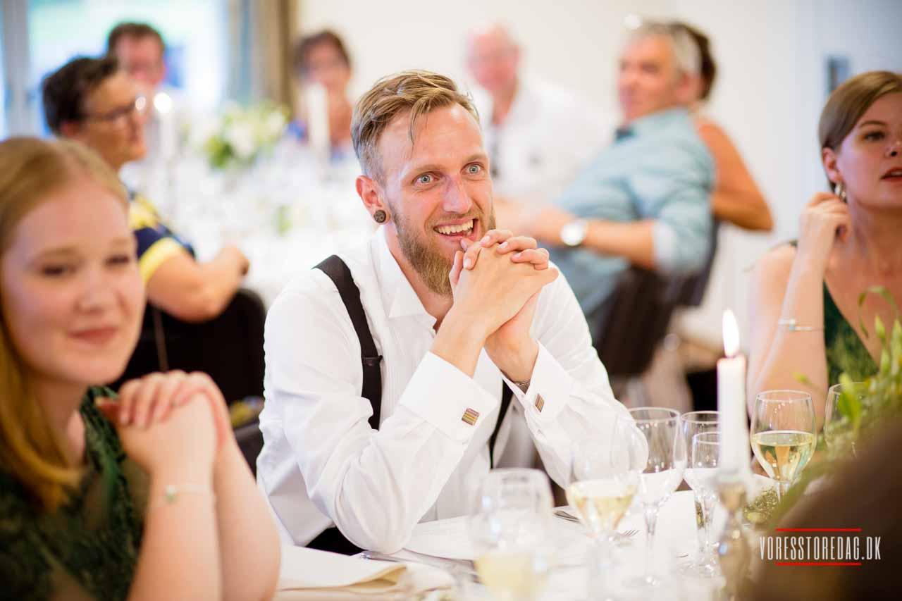 Jomfrubakken er også en idyllisk ramme om et bryllup
