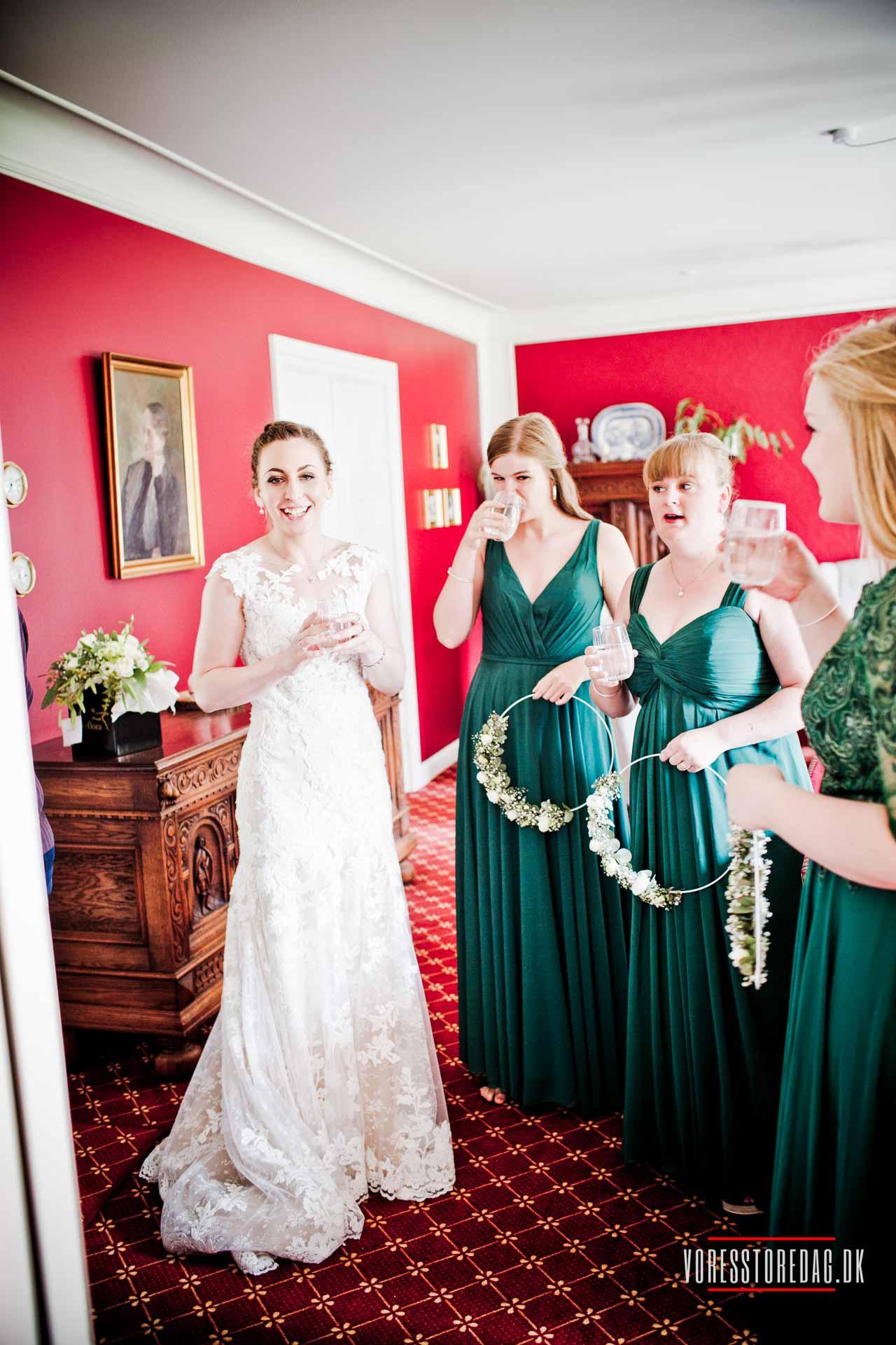 Bryllup Hobro og Randers - Bryllupsfotograf