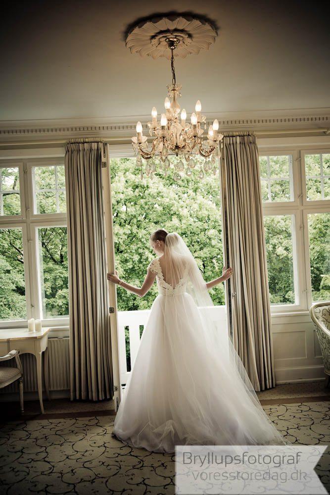 Valg af lokation til dine bryllupsbilleder